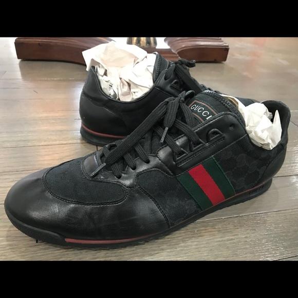 d072fc7b Gucci men's sneakers